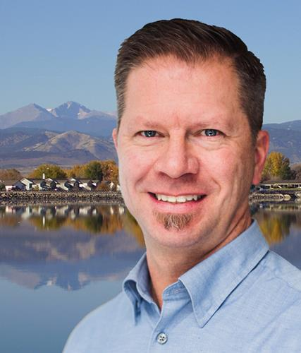 Russell Woodard a Loveland Office Real Estate Agent